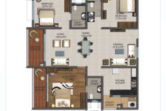 3BHK-1900sft-EAST